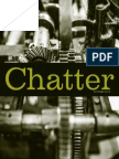 Chatter, October 2015