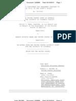 BERG v OBAMA (FCA) - APPEAL - Appellee Brief - Transport Room
