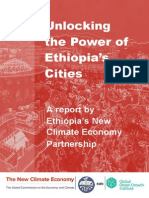 Unlocking the Power of Cities in Ethiopia