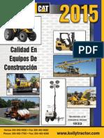 catalogos equipos construccion