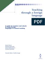 Teachers CLIL