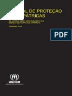MANUAL DE PROTEÇÃO AOS APÁTRIDAS