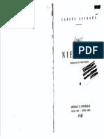 215373256 1945 Astrada Carlos Nietzsche Profeta de Una Edad Tragica PDF