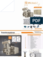 transformers cells 23-34.5kV Catalog