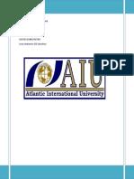 Investment Management, AIU