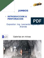 P1. Introduccion a JUMBOS
