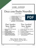 Maxime Alphonse - Horn - Book3