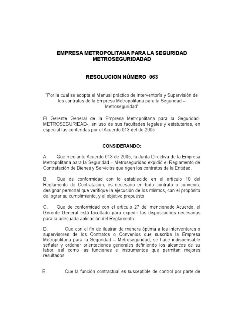 resolucion063deJunio30manualDeInterventoria