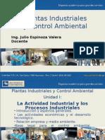 La Actividad Industrial y Los Procesos Industriales (1)