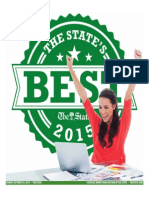 The State's Best 2015