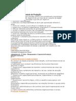 Atividades Praticas Supervisionada Planejamento e Controle de Produção