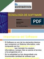 Tecnologia Del Software