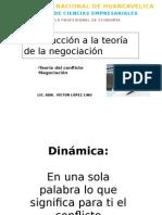 3. Negociaciones