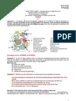 CorrigéSujet BioCellL1 Oct 2015