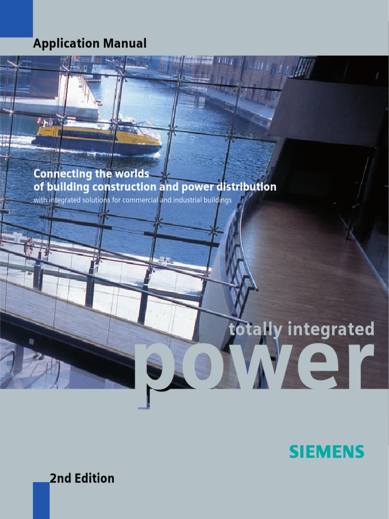 53534403 Siemens Switchboard and Protection Manual | Building ...