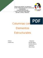Evaluacion de Columnas Como Elementos Estructurales
