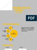 Hydrodynamic Analysis Training