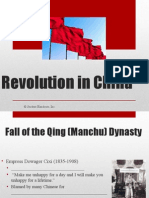 chineserevolution