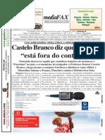 MediaFax - 05.11.13 (Terça-f), Edição 5420
