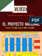 03 Proyecto Nacional de Realidad Nacional