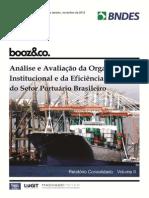 BNDES_booz_Organização Institucional e Eficiência de Gestão Do Setor Portuário