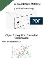 Cascaded Classification