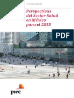 Perspectivas del Sector Salud en México para el 2015