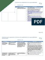 Elementos de Evaluación del Cumplimiento de Responsabilidades Toluca