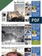 State Fair of Texas Photo Contest print presentations