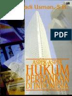 Aspek-Aspek Hukum Perbankan Di Indonesia