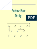 Surface Blast Design