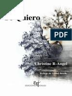 Un Ultimo Te Quiero - Christine R-Angel