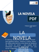 La Novela Definición y Más Bueno 8vo