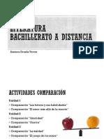 Explicación Comparación Literaria -B@UNAM