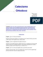 Catecismo Ortodoxo