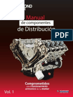 Manual de Componentes de Distribucion