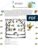 9066 My Bee Family-1