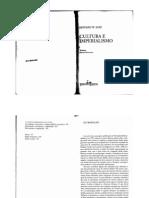 SAID Edward - Introducao - Cultura e Imperialismo (1)