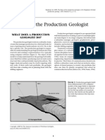 CHAPTER01 the Role of the Production Geologist