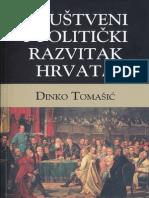 Dinko Tomasic Drustveni i Politicki Razvitak Hrvata