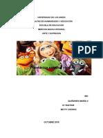 Muppets Arte 2015