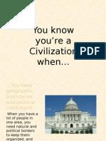 signs civilization pp