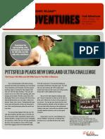 Peak New England 100 and 200 mile Ultra Marathon