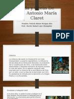Vida y Obras de San Antonio María Claret.
