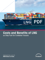Costs and Benefits of Lng