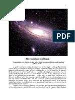 The Cosmos and Carl Sagan