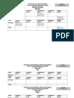 Campuswide Draft Exam Tt-july 2015