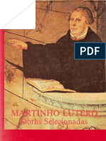 V.4 Obras Selecionadas de Lutero, Debates e Controvérsias, II