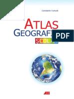 Atlas Geografic Scolar 2015 7pg s editura all