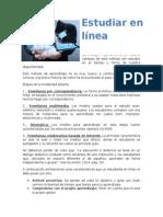 Estudiar en Línea Pilar Carrillo